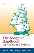 Longman Handbook for Writers and Readers, The (cloth) (6th Edition) (MyCompLab Series)