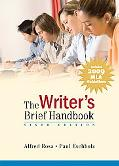 Writer's Brief Handbook, The, MLA Update Edition