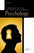 Short Guide to Writing About Psychology (3rd Edition)