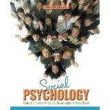 Social Psychology, Books a la Carte Edition (12th Edition)