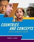 Countries and Concepts: Politics, Geography, Culture (11th Edition) (MyPoliSciKit Series)
