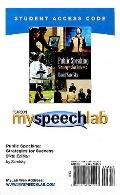 MySpeechLab Student Access Code Card for Public Speaking (standalone) (6th Edition)