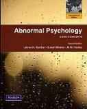 Abnormal Psychology: Core Concepts, Books a la Carte Plus MyPsychLab CourseCompass
