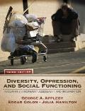 Diversity, Oppression, and Social Functioning: Person-In-Environment Assessment and Interven...