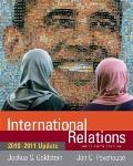 International Relations Brief: 2010-2011 Update (5th Edition) (MyPoliSciKit Series)