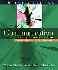 Communication: Principles for a Lifetime, Portable Edition -- Volume 1: Principles of Commun...