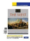 The West: Encounters & Transformations, Volume 1, Books a la Carte Edition (3rd Edition)
