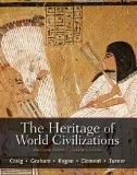The Heritage of World Civilizati