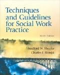 Techniques and Guidelines for Social Work Practice (9th Edition) (MySocialWorkLab Series)
