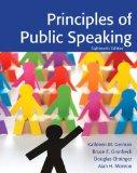 Principles of Public Speaking Plus NEW MyCommunicationLab