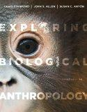 Exploring Biological Anthropology : The Essentials Plus NEW MyAnthroLab with EText
