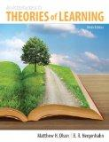 An Introduction to the Theories of Learning (9th Edition)