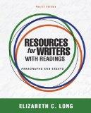 Resources for Writers with Readings (with MyWritingLab with Pearson eText) (4th Edition)