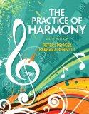 Practice of Harmony, The Plus MySearchLab with eText (6th Edition)