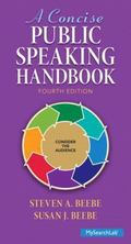 A Concise Public Speaking Handbook (4th Edition)