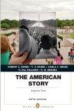 American Story : Penguin Academics Series, Volume 2 Plus NEW MyHistoryLab with EText