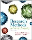 Research Methods : A Process of Inquiry Plus MySearchLab with EText