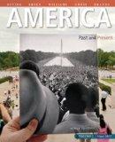 America : Past and Present, Volume 2 Plus NEW MyHistoryLab with EText