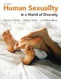 Human Sexuality in a World of Diversity (hardcover) (9th Edition)