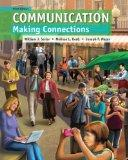Communication: Making Connections (9th Edition)
