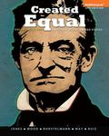 Created Equal : A History of the United States, Volume 1 Plus NEW MyHistoryLab with EText --...
