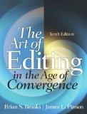 Art of Editing in the Age of Convergence, The, Plus MySearchLab with eText -- Access Card Pa...