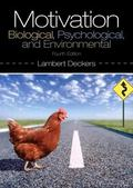 Motivation: Biological, Psychological, and Environmental Plus MySearchLab with eText -- Acce...