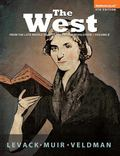 The West: Encounters and Transformations, Volume B (4th Edition)