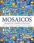 Mosaicos Volume 3 (6th Edition)