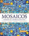 Mosaicos Volume 1 (6th Edition)