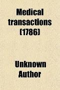 Medical transactions (1786)