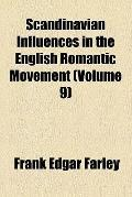 Scandinavian influences in the English romantic movement