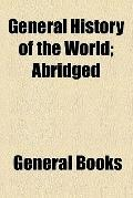 A General History of the World