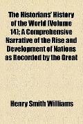 The historians' history of the world (v. 16)