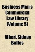Business Man's Commercial Law Library (1920)