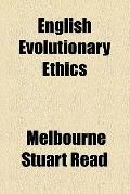 English Evolutionary Ethics (1902)