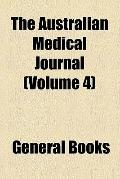 The Australian Medical Journal