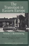 Transition in Eastern Europe Restructuring