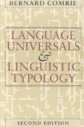 Language Universals and Linguistic Typology Syntax and Morphology