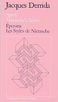 Spurs Nietzsche's Style  Eperons Les Styles De Nietzsche