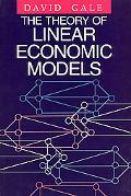 Theory of Linear Economic Models