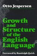 Growth+structure of English Language