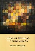 Judaism Musical and Unmusical