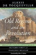 Old Regime and the Revolution Notes on the French Revolution and Napoleon