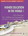 Higher Education in the World 2008