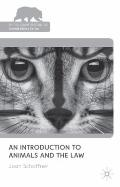 Introduction to Animals and the Law