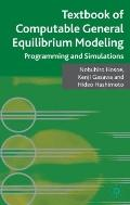 Textbook of Computable General Equilibrium Modelling : Programming and Simulations