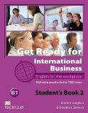 Get Ready for International Business Student's Book with TOEIC Level 2
