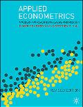 Applied Econometrics A Modern Approach Using Eviews And Microfit
