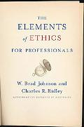 The Elements of Professional Ethics